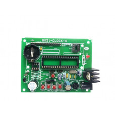 8051 BOARD WITH RTC