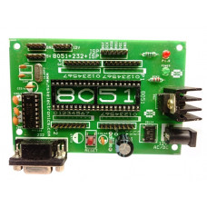 8051 Flasher Board - RS232 Interface