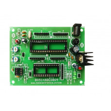 8051 - ADC 0809 Project Board