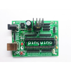 PIC 18f4550 Project Board - Without chip