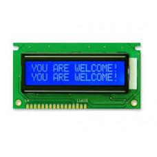 LCD DISPLAY 16X2 Blue