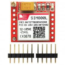 SIM800L GPRS GSM Module Micro Card Board Quad-band Port Antenna