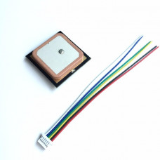 GPS U BLOX-G7020 TTL Output with Built-in Antenna