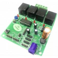 ESP8266 IOT 4 Relay switch