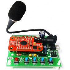 Voice Recognition Module with 4 bit Data Out