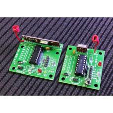 RF 4bit Encoder Decoder