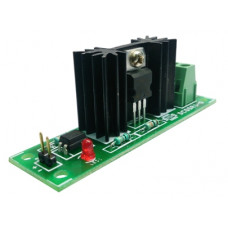 DC SSR Relay Board - Opto Isolated