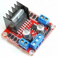 L298 2A Dual Motor Driver Module