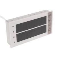 PLC display and transmission parameters display