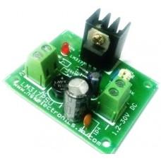 LM317 Adjustable Power Supplies