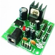 Power Supplies-1.8V/3.3V/5V/12V