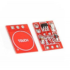 Capacitive Touch Sensor – 1 Channel – TTP223 Based